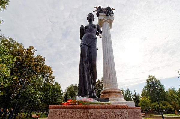 Monument to Tomsk Students
